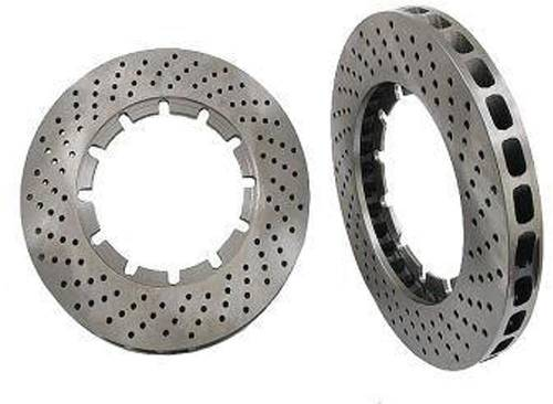 Performance Products® - Porsche® Brake Rotor, Front Left, 1978-1980 (930)