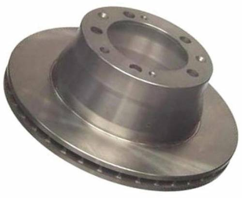 Performance Products® - Porsche® Brake Rotor, Rear, 1978-1988 (924S/944/928)