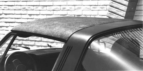 GAHH - Porsche® Vinyl Roof Skin, Targa, 1967-1994 (911/912)