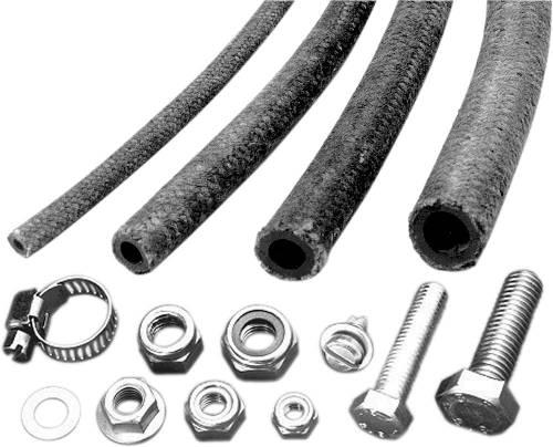 Performance Products® - Porsche® Hoses & Hardware, 10mm x 35mm Bolt, 1955-2005