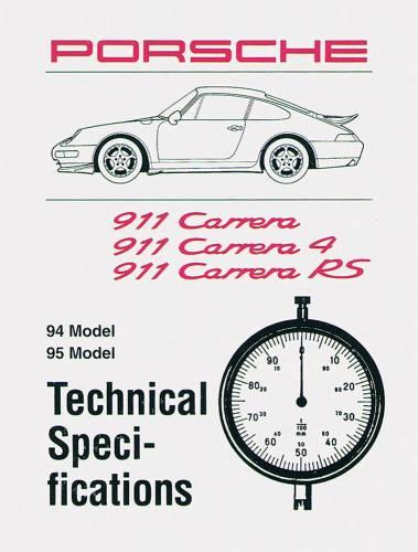 Performance Products® - Porsche® Spec Book, 1975 (911)