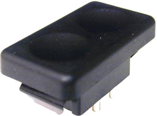 Performance Products® - Porsche® Window Switch, Black, 1977-1985 (924/944)