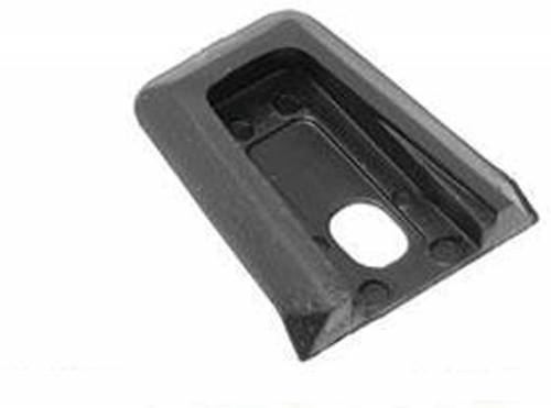 Performance Products® - Porsche® Door Handle Seal, Front Section, 912, 930, 1970-1994 (911)