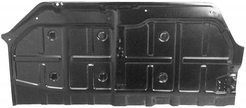 DANSK - Porsche® Floor Pan, Left, 1965-1989 (911/912)