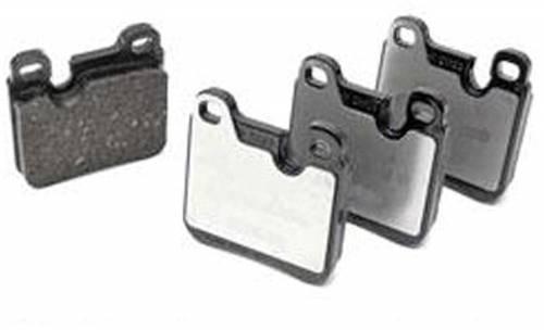 Performance Products® - Porsche® Brake Pads, OEM, 1990-1991 (911)