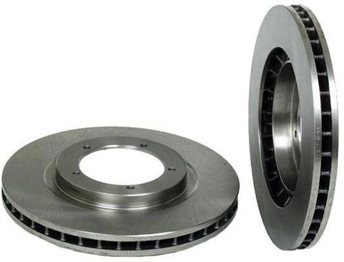 Performance Products® - Porsche® Brake Rotor, Front, Turbo, 1986 (944)
