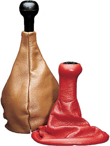 Performance Products® - Porsche® Leather Shift Boot, Black, 1980-1995 (928)