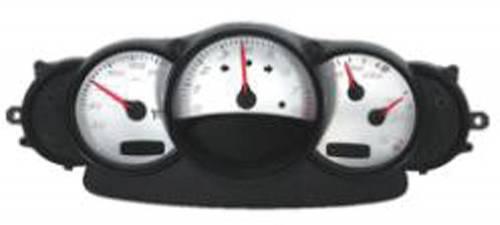 Performance Products® - Porsche® Gauge Face Kit, White, 1978-1989 (911)