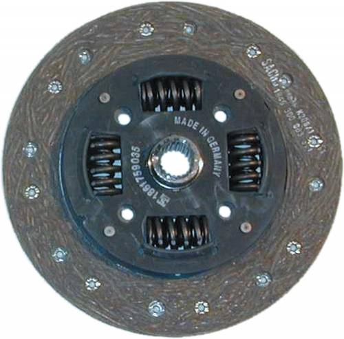 Performance Products® - Porsche® Transmission, Clutch, Friction Disc, 1987-1995 (928)