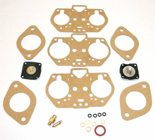 Performance Products® - Porsche® Carburetor Repair Kit, Weber 40/44/48 IDF, 1956-1976 (356/912/914)