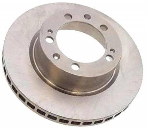 Performance Products® - Porsche® Brake Rotor, Front, 1989-1994 (911C2/4)