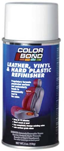 Performance Products® - Porsche® COLORBOND Interior Color Dye Spray, Leather/Vinyl, Black