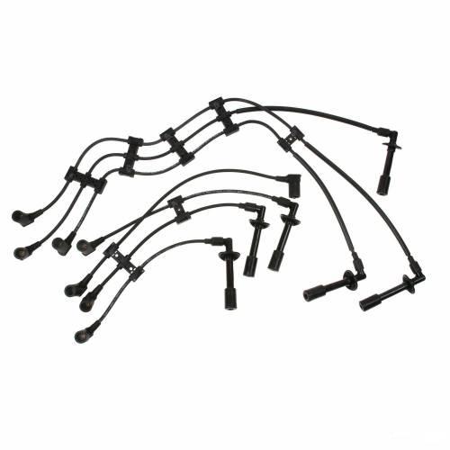 Performance Products® - Porsche® Spark Plug Wire Set, 1984 (911)