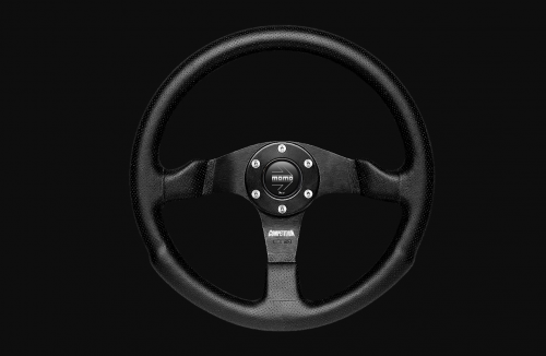 Performance Products® - Porsche® MOMO Steering Wheel, Competition, 1948-2014 (350 mm)